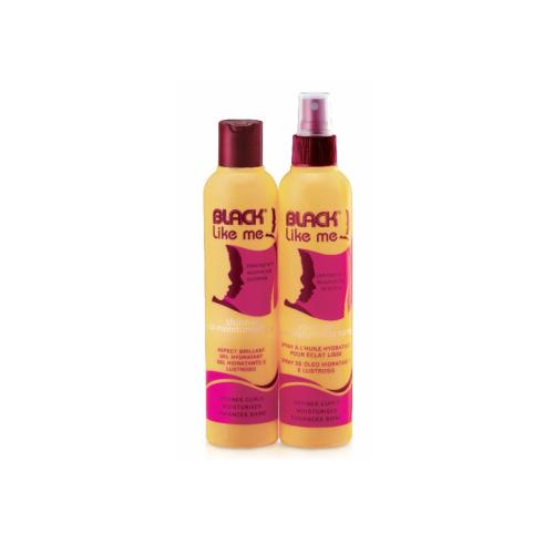 Oil Moisturiser Combo Black Like Me Natural Hairblack